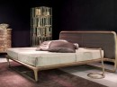 Walnut Beds Balanced and harmonious from Ceccotti Collezioni