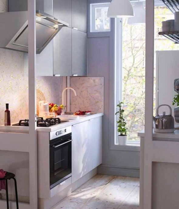 IKEA Kitchen Design white