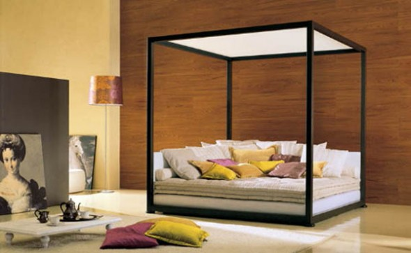 pergola bedroom unusual bedroom design ideas