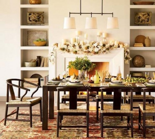 cozy dining room ideas