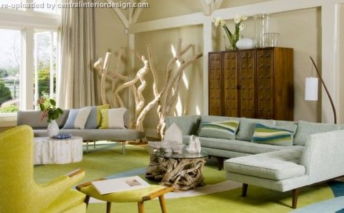 Amy Lau Design-Beach House Bridgehampton modern living room