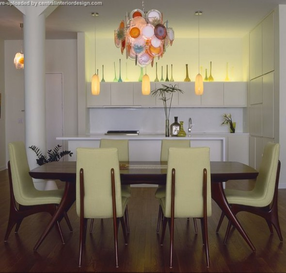 Dining Room by Amy Lau Design