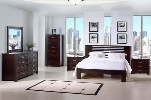 minimalist modern bedroom decor design - Modern Bedroom Decorating
