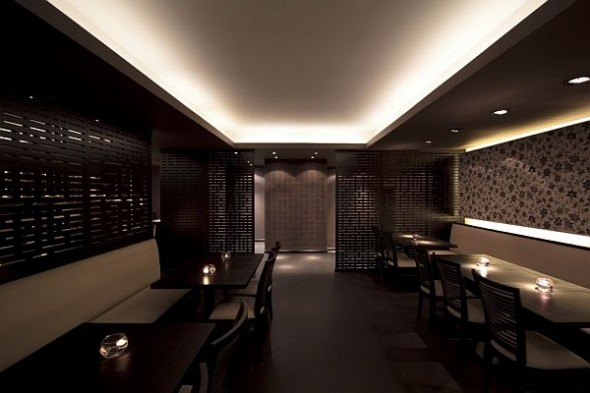 lightingDim Sum Bar Interior Design