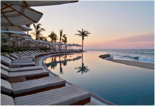 Los Cabos Swimming Pool Mexico