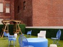 Outdoor Mondrian Soho Hotel