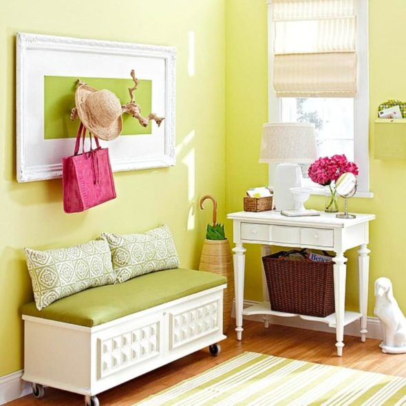 Bench, After - Reusing Furniture for Your Home Decoration