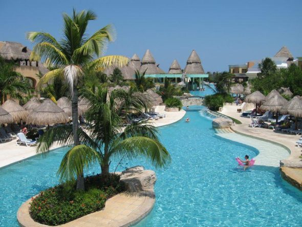 Best Swimming Pool At Mexico - Outdoor Pool Ideas