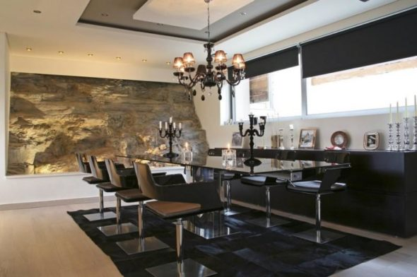 Dining Room - Luxurious Home Design
