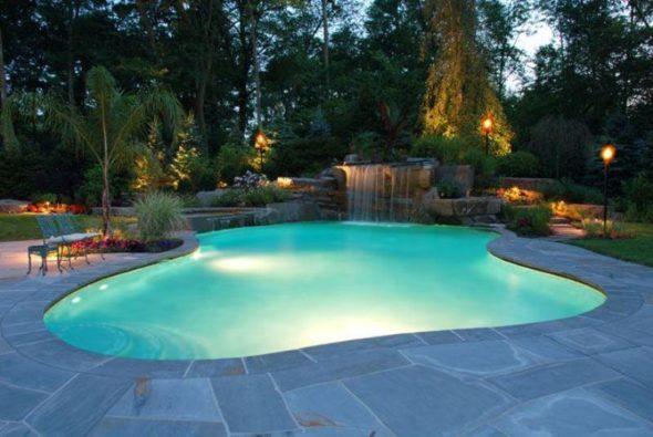 Entertainment and Swimming Pools Finest - Outdoor Pool Ideas