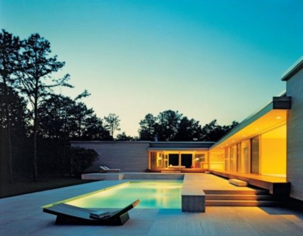 Exotic Outdoor Pool Ideas