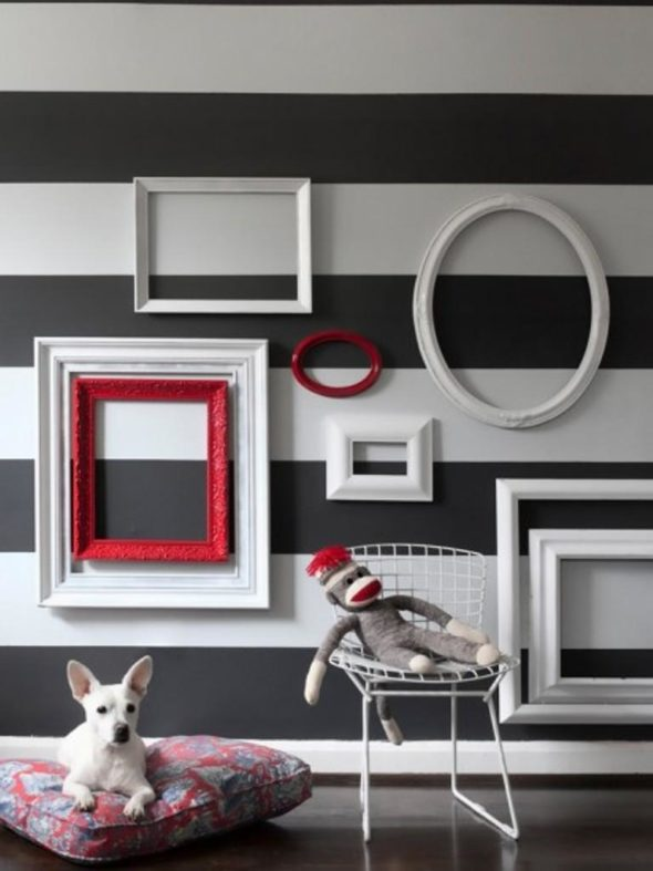 Frames, After - Treasure Furniture from Your Trash