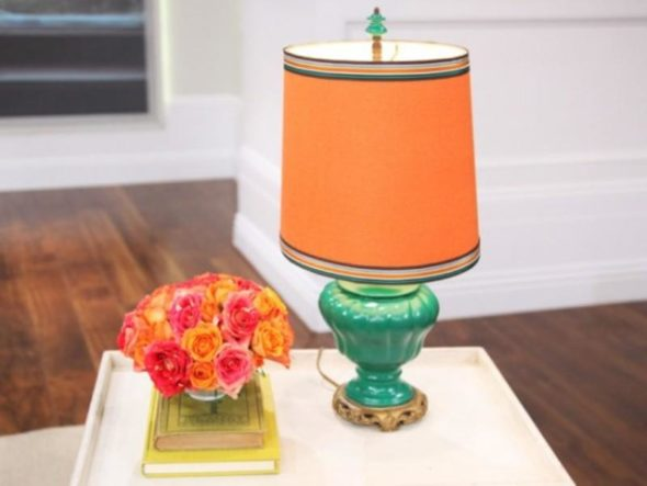 Lamp, After, Nate Berkus - Treasure Furniture from Your Trash