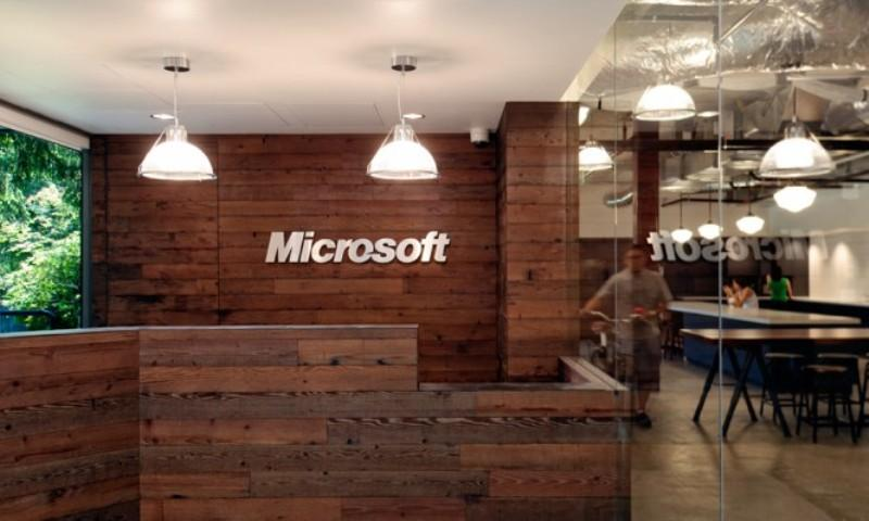 Video Touring Microsoft Redmond Campus 'Building 4' | diTii.com ...
