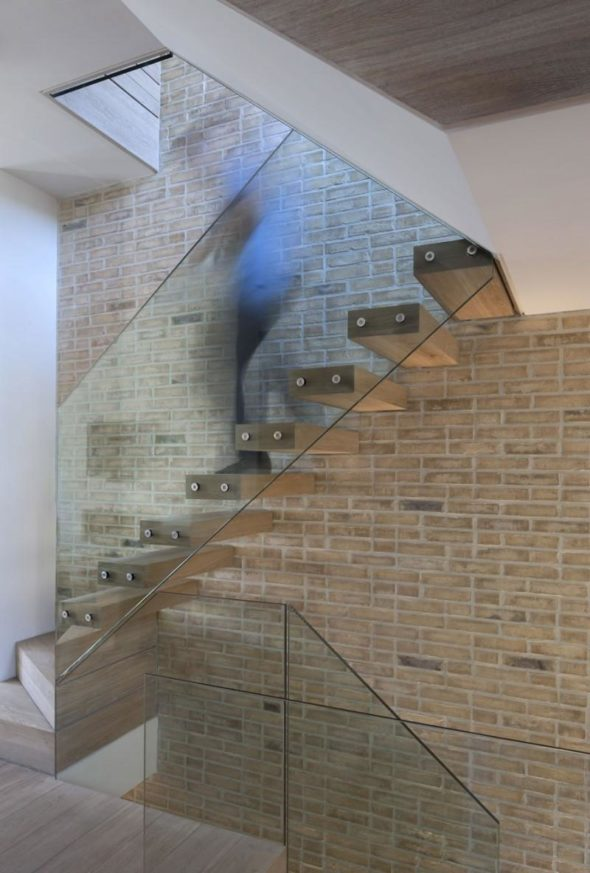 Stairs Ideas - Butterfly Loft Apartment