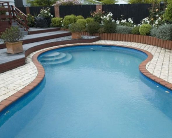 Outdoor Swimming Pool Ideas