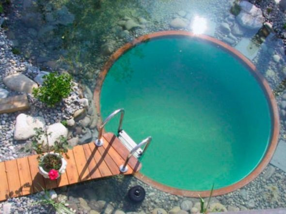 natural swimming pools - Outdoor Pool Ideas