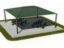 Another Large Size Tent for Your Garden