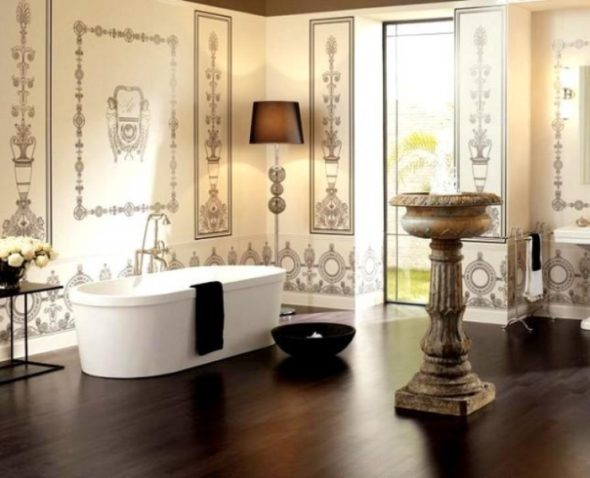 Bathroom with Gracious Overall Ambience