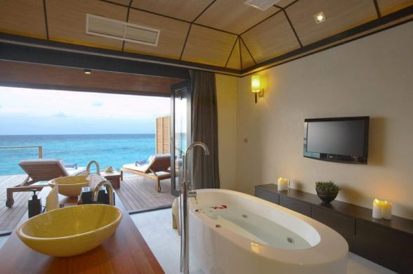 Lily Hotel Maldives - Bathroom