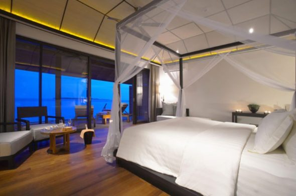 Lily Hotel Maldives - Bedroom