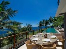 Malimbu Cliff Villa - Dining Outdoor