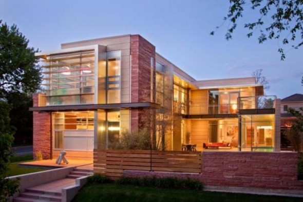 Modern Luxury House In Denver Ifinterior A Daily Source