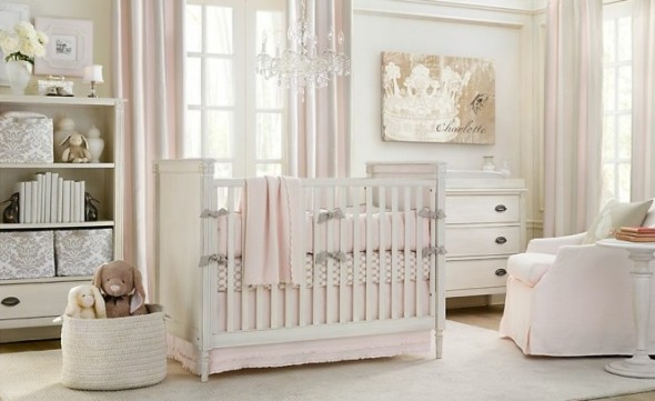 Cute Baby Bed