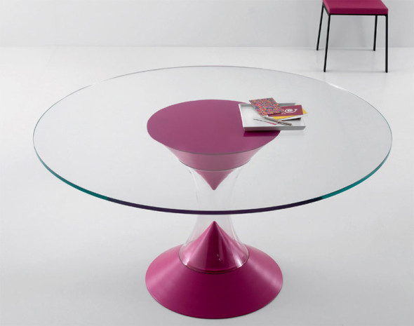 Estrella Glass Table Furniture