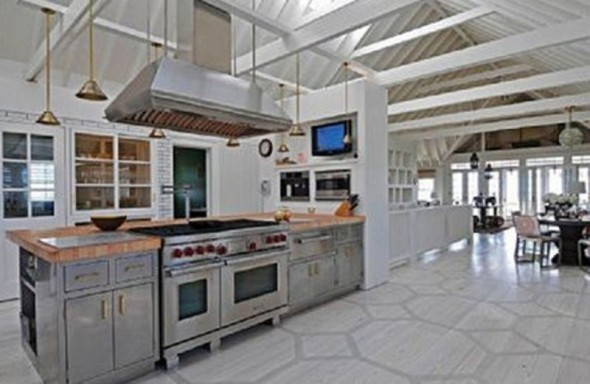 Kitchen - Billy Joel House