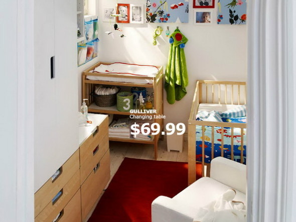 Child Rooms Design Ideas from New IKEA