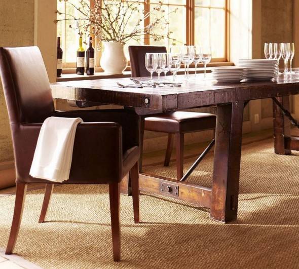 Dining Wooden, Luxury Dining Table by Vimala Ramiah
