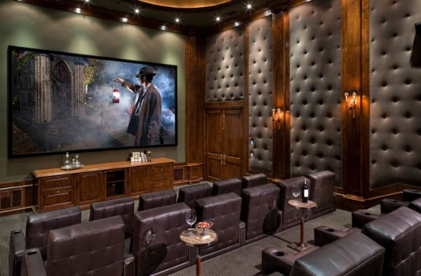 Luxury Home Theater By Elite HTS, Pirates Of The Caribbean · Sarah  Schreiber Decoration Ideas